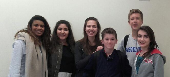 Palmer students 2016