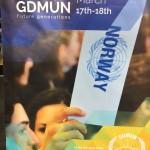 GDMun Poster