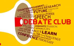 Debate club