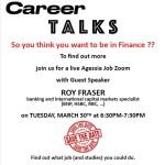 Career talks