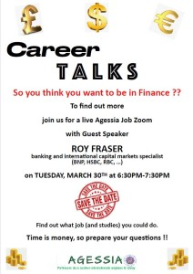 Career talks
